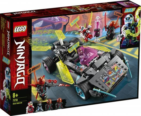 Ninja tuning auto Lego (71710)