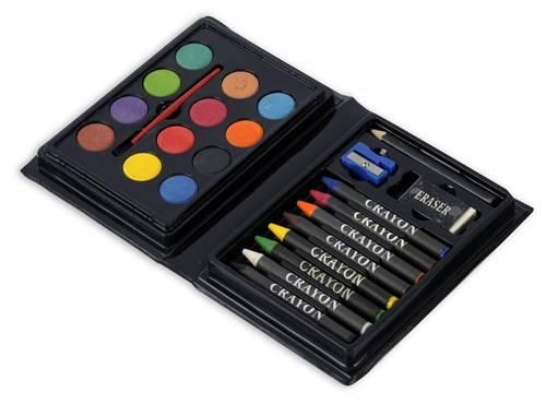 Kleurdoos 24 delig
