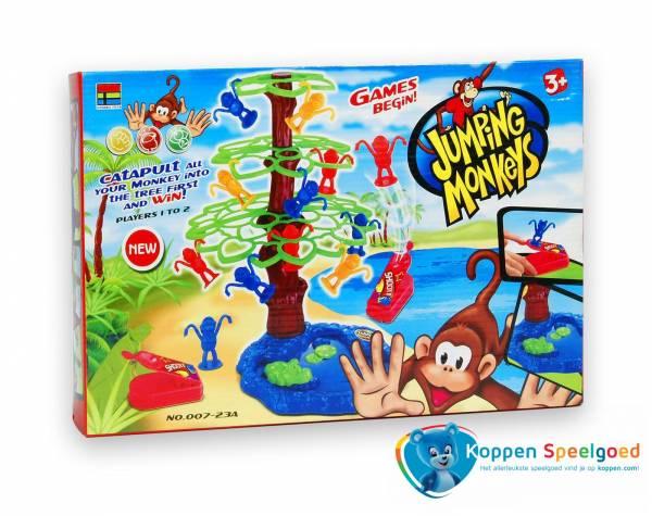 Spel Springende Apen