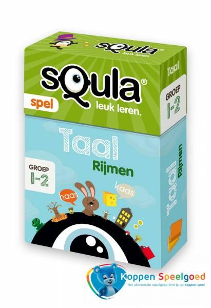 Identity Games, sQula Taal Rijmen groep 1-2