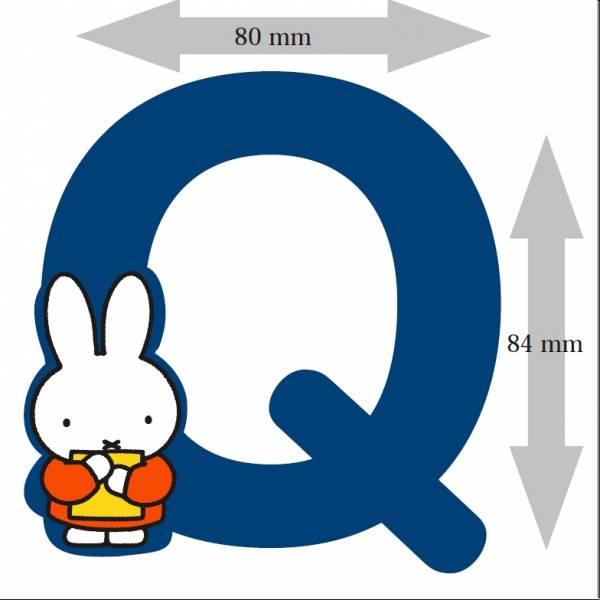 Nijntje Letter: Q