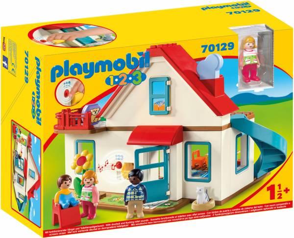 1.2.3. Woonhuis Playmobil (70129)
