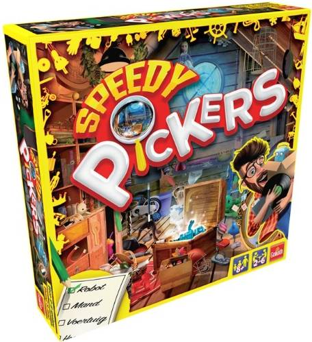 Speedy Pickers (76566)