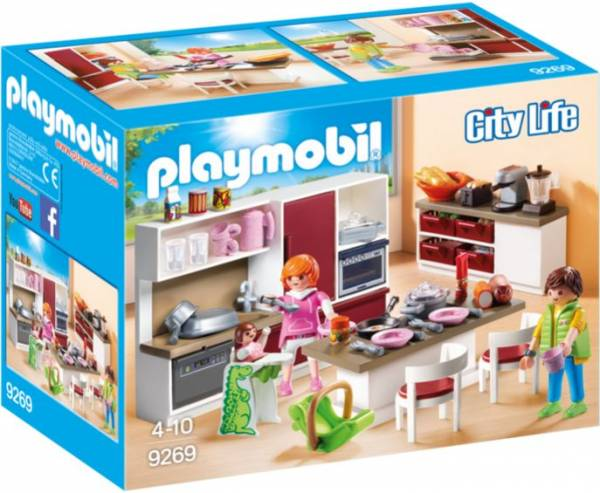 Leefkeuken Playmobil (9269)