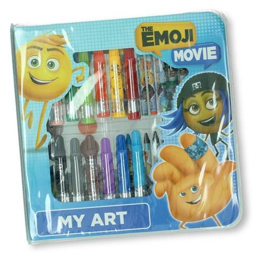 Disney Emoji kleurdoos 51 delig