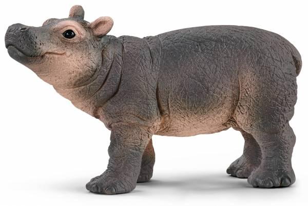 Nijlpaardjong Schleich (14831)