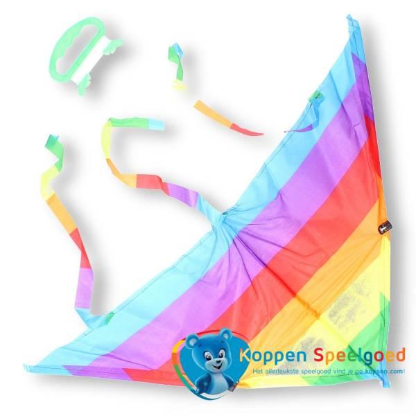 Vlieger regenboog