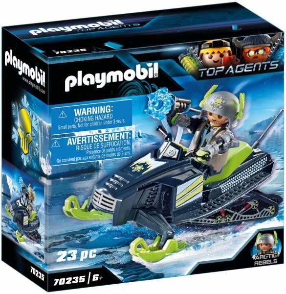 Arctic Rebels sneeuwscooter Playmobil (70235)