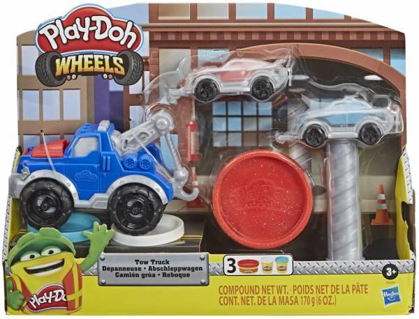 Wheels Takelwagen Play-Doh (E6690)