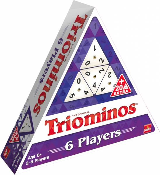Triominos: 6-persoons (60725)
