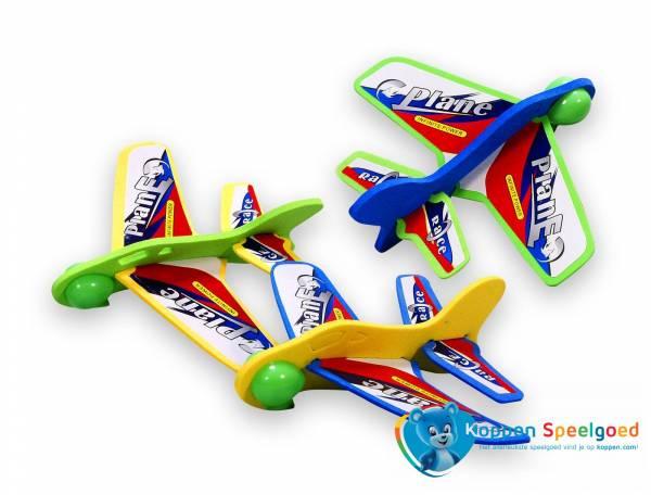 Afschiet vliegtuig soft