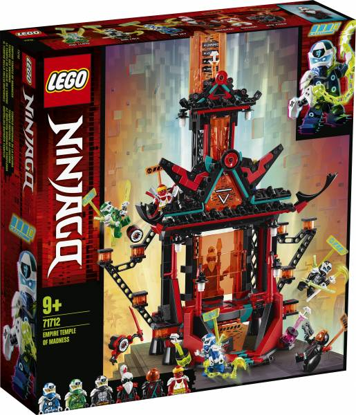 Keizerrijk tempel van de waanzin Lego (71712)