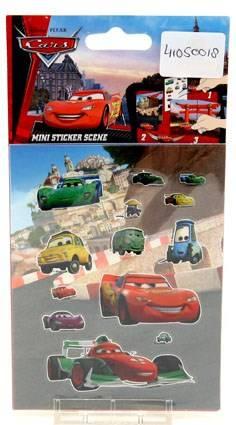 Disney Cars Panini stickers