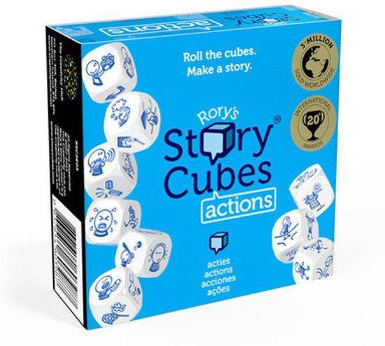 Rory`s Story Cubes: Actions