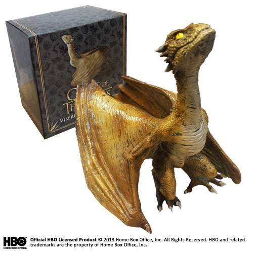 Game of Thrones - Viserion sculptuur