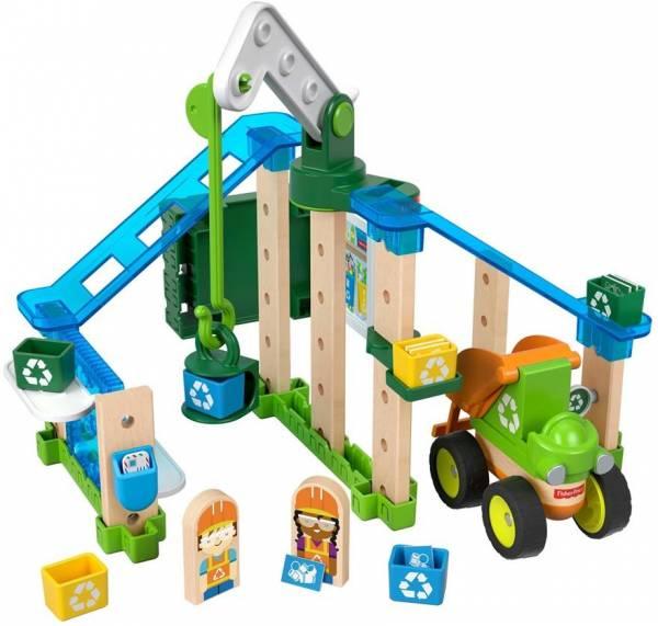 Recycling Centrum Wonder Makers (GFJ12) 36+ mnd