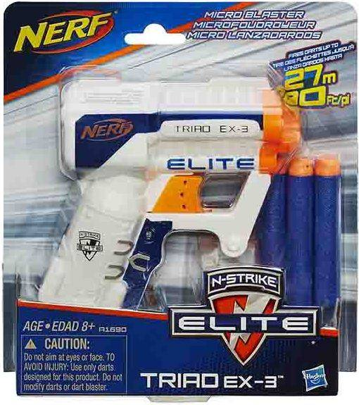 N-strike Elite Triad EX-3 Nerf (A1690)