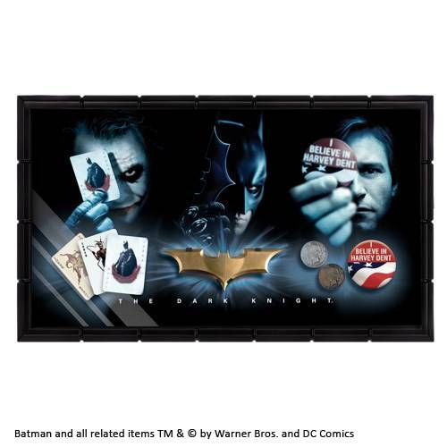 The Dark Knight collectors set