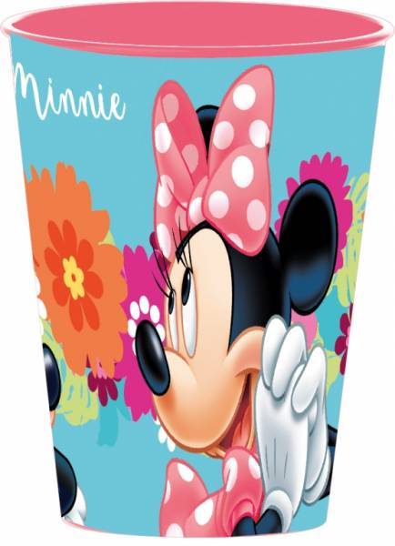 Beker Minnie Bloom 260 ML