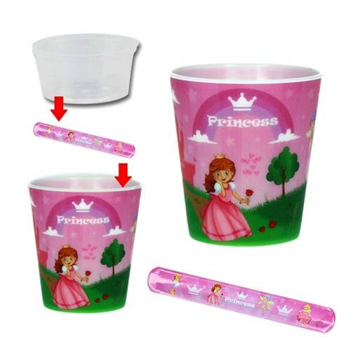 2D IJsbeker set, prinses