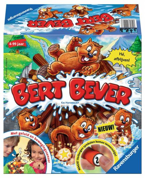 Ravensburger Bert Bever NEW
