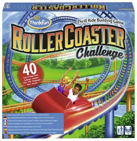 Roller Coaster Challenge ThinkFun (763436)