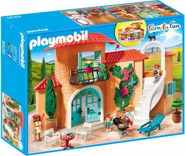 Vakantievilla Playmobil (9420)