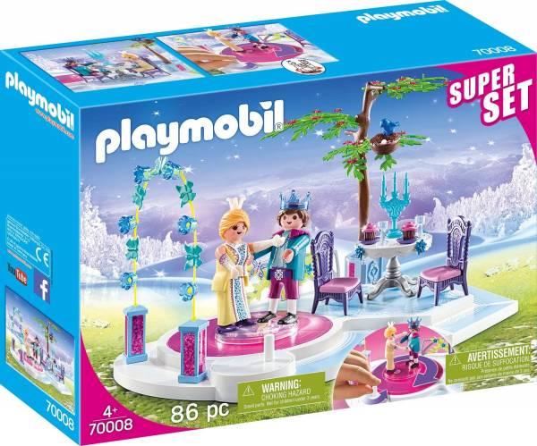 SuperSet koninklijk bal Playmobil (70008)