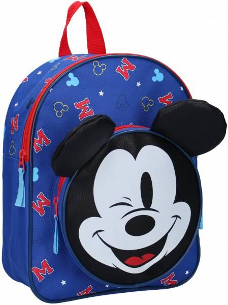 Rugzak Mickey Mouse Be Amazing: 31x25x9 cm (088-06 94)
