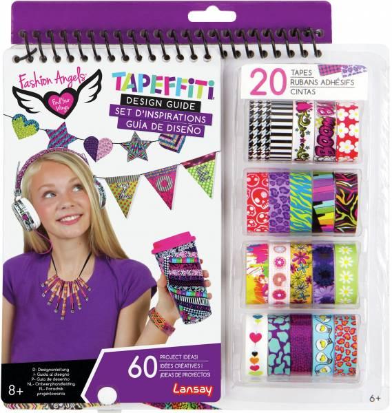 Tapeffiti Design Handboek Crayola (F11734)