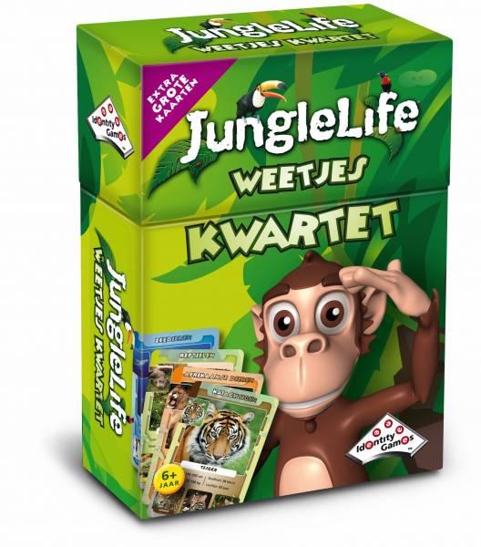 Kwartet Junglelife (FSC11120)