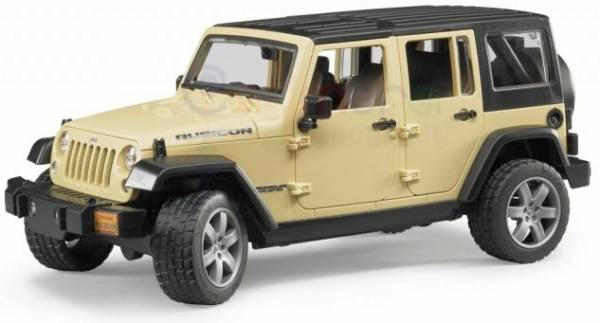 Jeep Wrangler Bruder (02525)