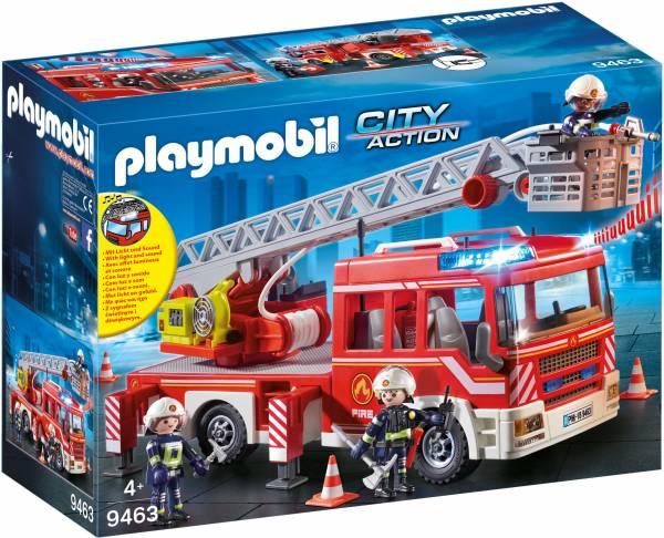 Brandweer ladderwagen Playmobil (9463)