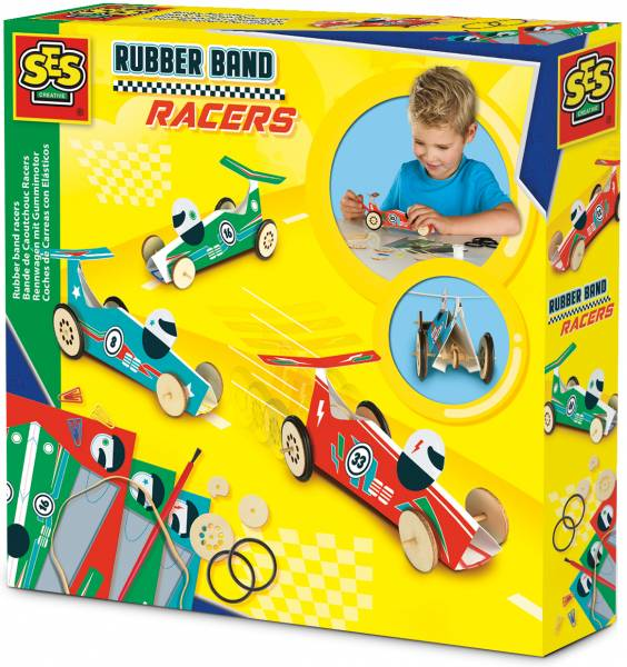 Rubber band racers SES (14207)