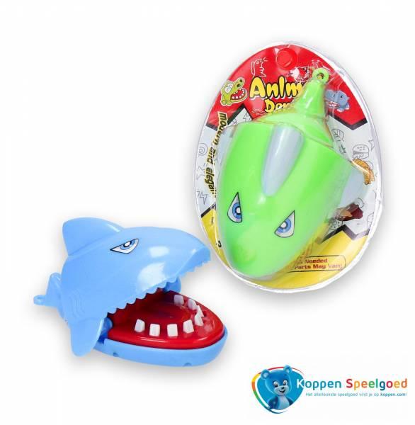 Haaien tanden reisspel
