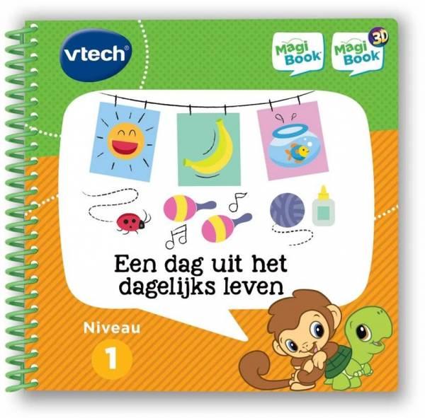 MagiBook Vtech: dag uit het dagelijks leven 2+ jr (80-480823)