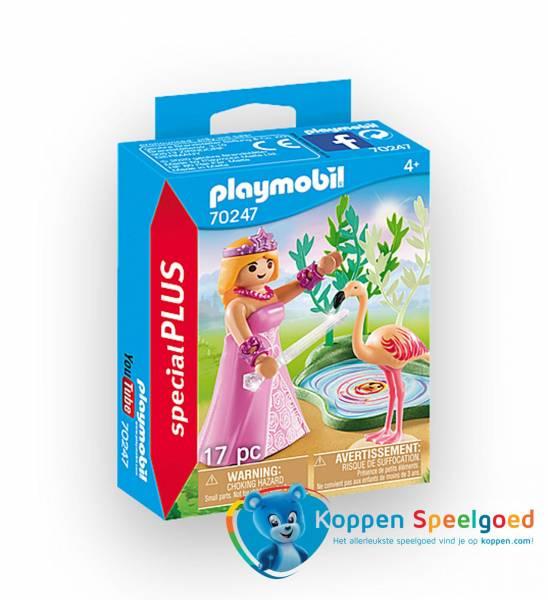 PLAYMOBIL Prinses aan de vijver - 7247