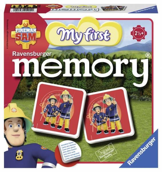 My first memory: Brandweerman Sam