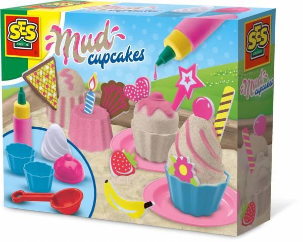 Klei SES: mud cupcakes (02213)
