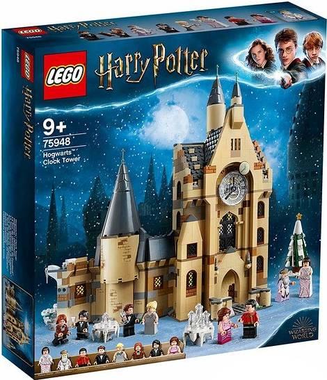 Zweinstein Klokkentoren Lego (75948)