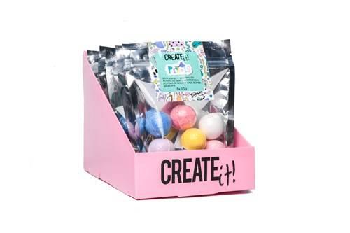 Create it! Bruisbal parels