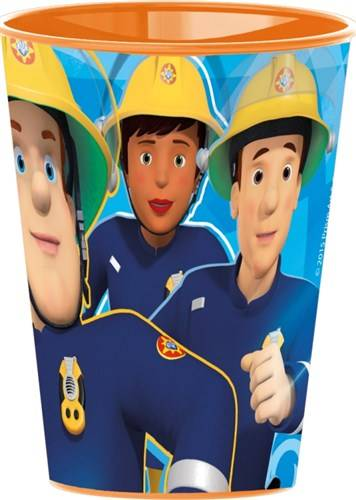 Beker Brandweerman Sam 260 ML