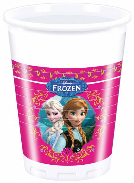 Frozen Bekertjes