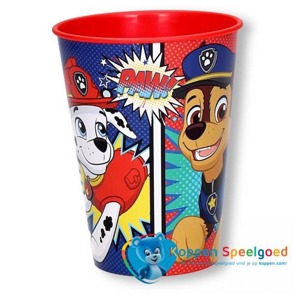 Beker Paw Patrol Comic 260 ML