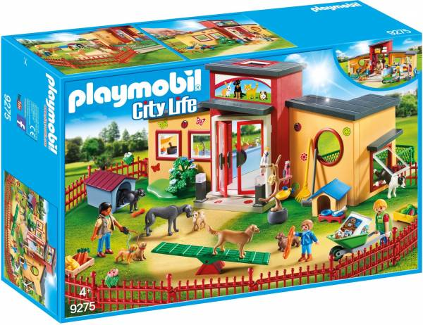 Dierenpension Playmobil (9275)