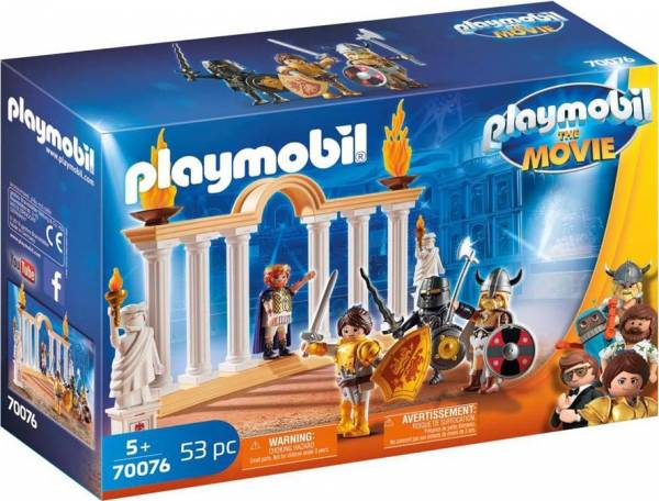Keizer Maximus in het Colosseum Playmobil (70076)