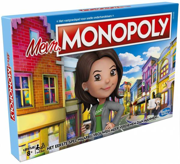 Mevrouw Monopoly (E8424)