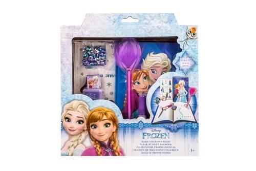 Disney Frozen maak je eigen dagboek