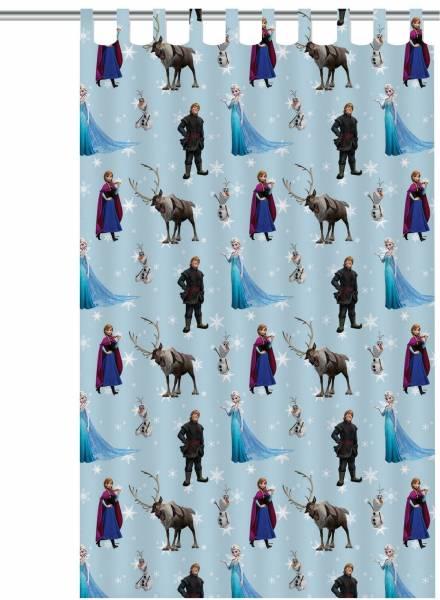 Gordijn Frozen Group: 250x140 cm