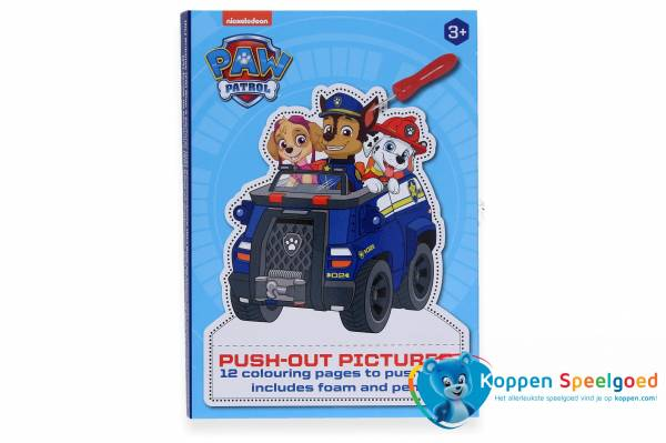 Paw Patrol prikblok jongens
